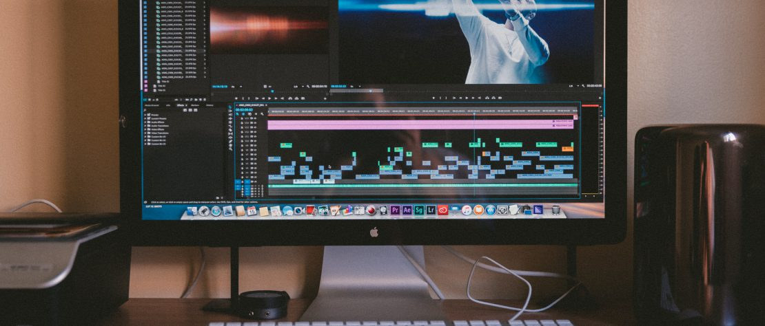 Apple iMac 1110x474 - Video Editor Job Overview — What to Expect?