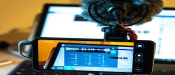 Video Recording 1 - Top Video Editing Software for Smartphones