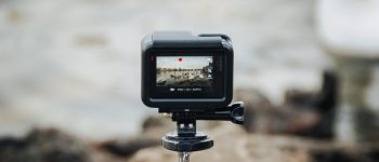 black action camera 1110x474 - 5 Video Editing Tips that All Video Creators Need to Know