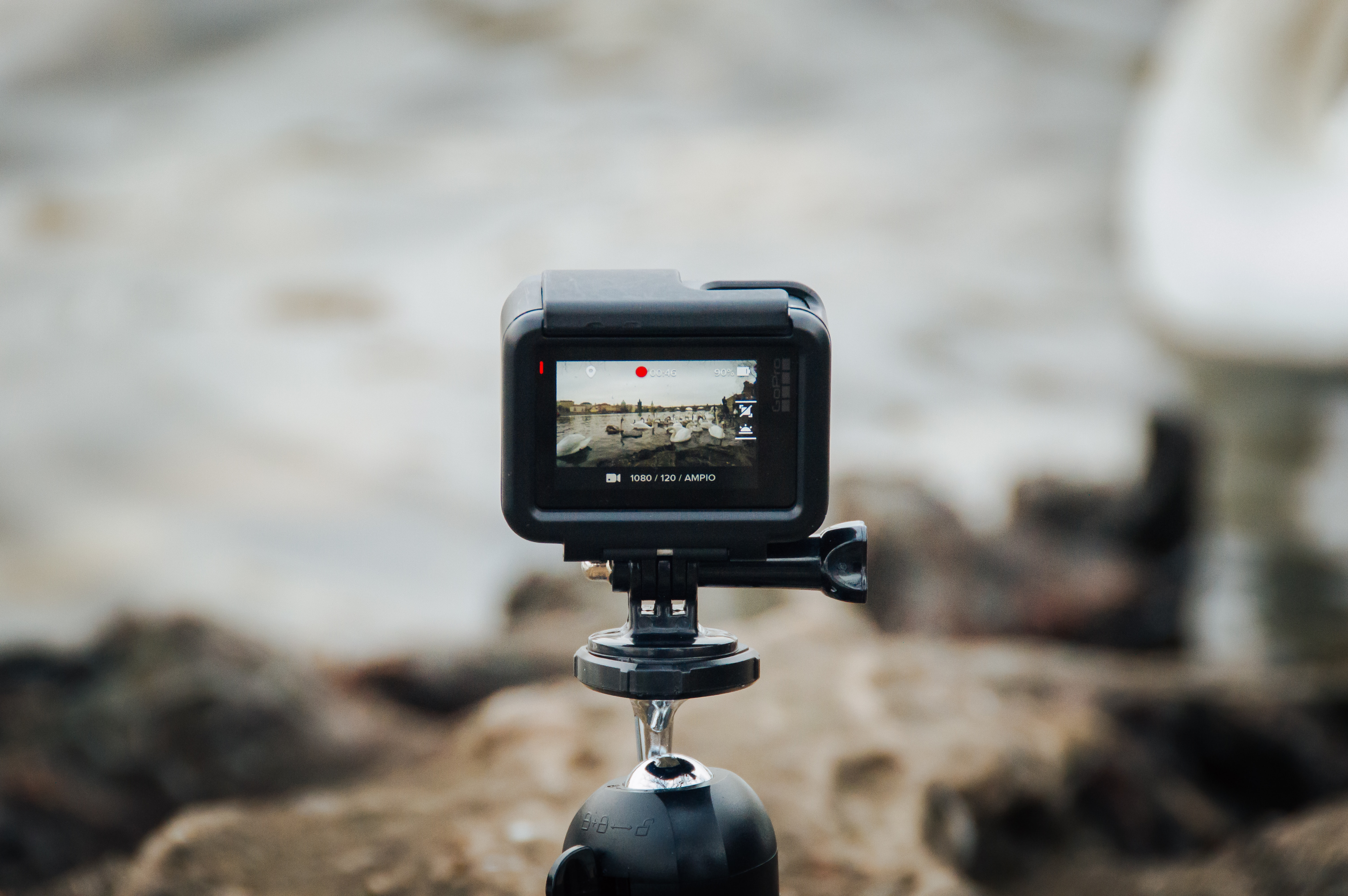 black action camera - 5 Video Editing Tips that All Video Creators Need to Know