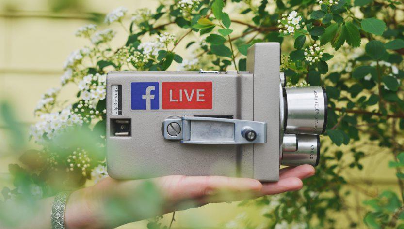 video camera social media 833x474 - The Explosive Rise of Video on Social Media