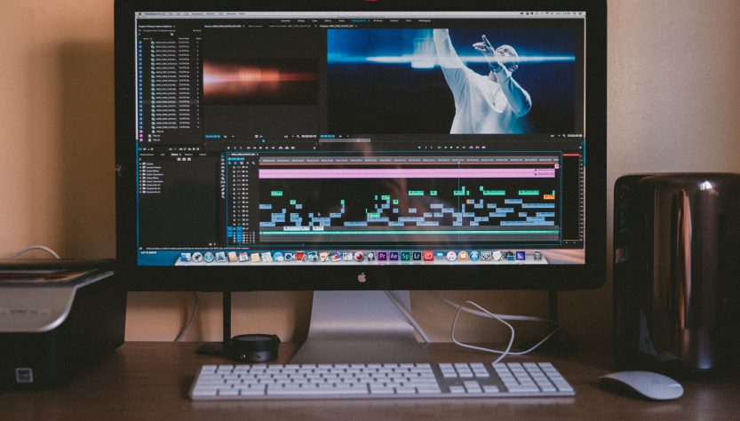 Apple iMac 833x474 - Video Editor Job Overview — What to Expect?