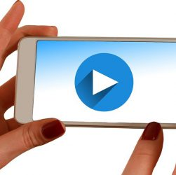 Smartphone video 251x250 - Mobile Video Streaming and Sharing — What Is Its Future?