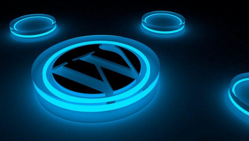 Wordpress Logo 833x474 - 5 Best WordPress Plugins for Bloggers