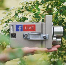 video camera social media 251x250 - The Explosive Rise of Video on Social Media