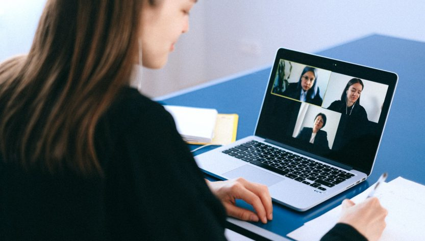Video Conference 833x474 - 3 Best Video Conference Software in 2021